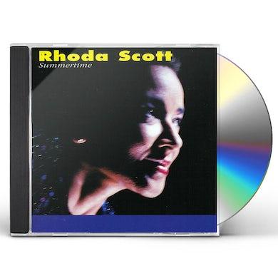 Rhoda Scott SUMMERTIME CD