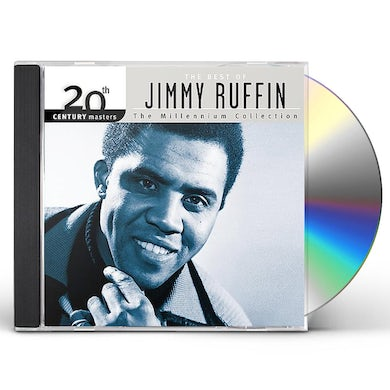 Jimmy Ruffin 20TH CENTURY MASTERS: MILLENNIUM COLLECTION CD
