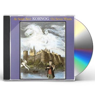 Kornog ON SEVEN WINDS CD