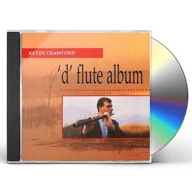 Kevin Crawford D FLUTE ALBUM CD