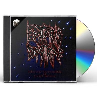Esoteric Doctrine CELESTIAL SURROUNDINGS OF AERIAL ENDINGS CD