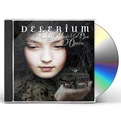 Delerium MUSIC BOX OPERA CD