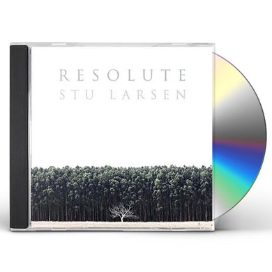 Stu Larsen RESOLUTE CD