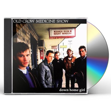 Old Crow Medicine Show DOWN HOME GIRL CD