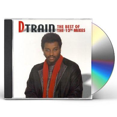 "D Train BEST OF THE 12"" MIXES CD"