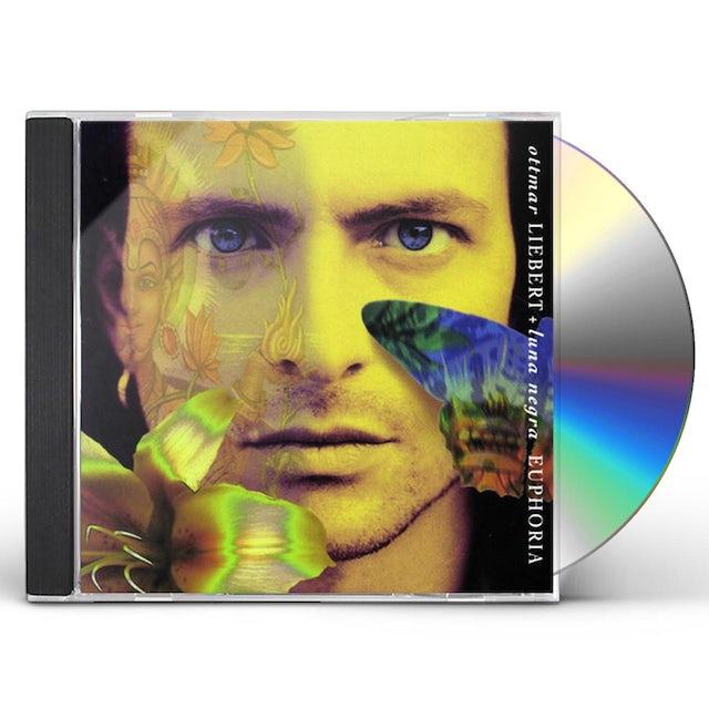 Ottmar Liebert EUPHORIA CD
