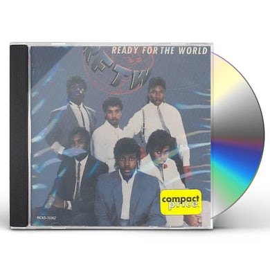 Ready for the World CD
