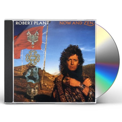 Robert Plant NOW & ZEN CD