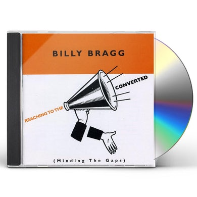 Billy Bragg REACHING TO THE CONVERTED CD
