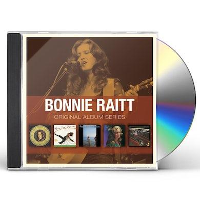 Bonnie Raitt  ORIGINAL ALBUM SERIES CD