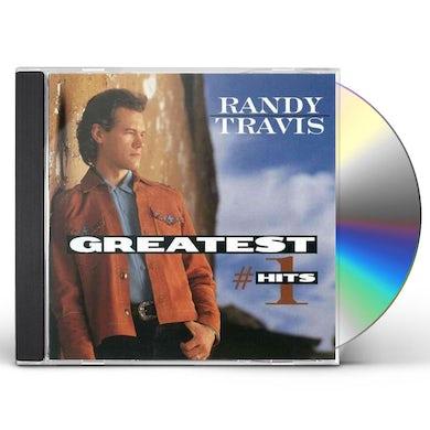 Randy Travis GREATEST #1 HITS CD