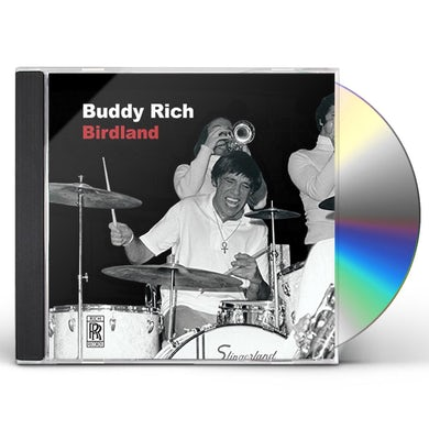 Buddy Rich BIRDLAND CD