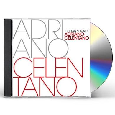 Adriano Celentano EARLY YEARS-BEST OF CD