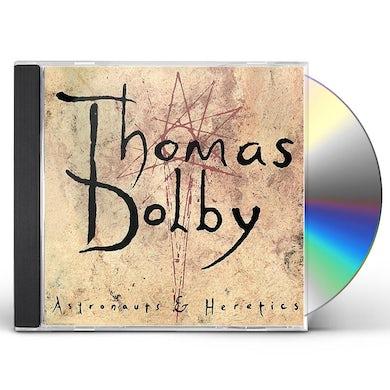Thomas Dolby ASTRONAUTS & HERETICS CD