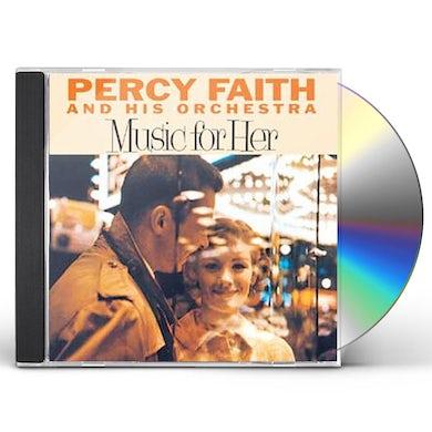 Percy Faith MUSIC FOR HER CD