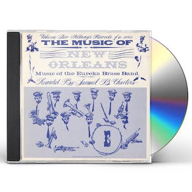 MUSIC OF NEW ORLEANS 2: MUSIC OF EUREKA BRASS BAND CD