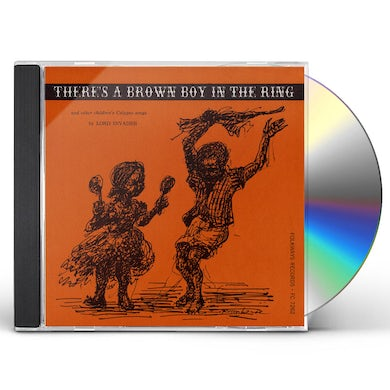 Lord Invader THERE'S A BROWN BOY IN THE RING CD