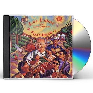 Los Lobos PAPA'S DREAM CD
