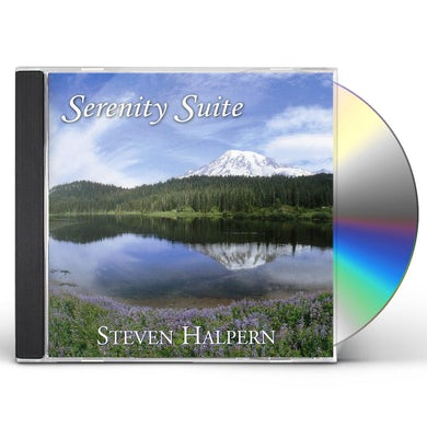 Steven Halpern SERENITY SUITE: MUSIC & NATURE CD