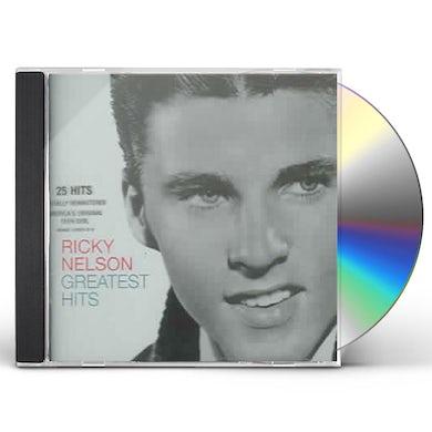 Ricky Nelson Greatest Hits CD