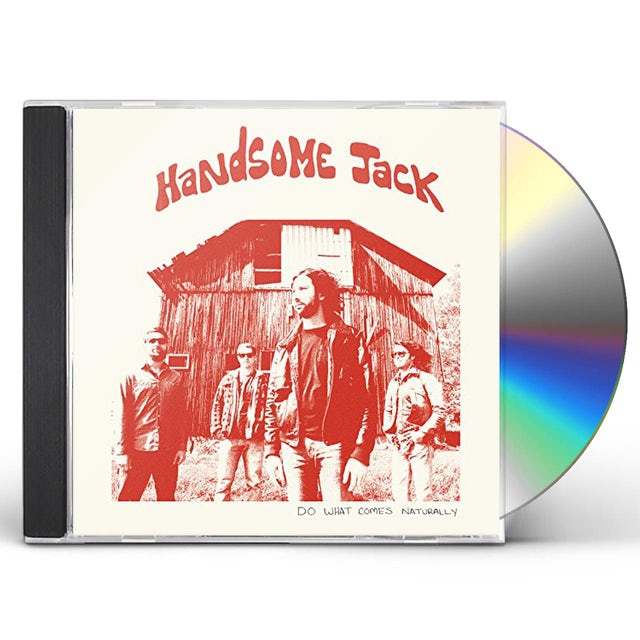 HANDSOME JACK DO WHAT COMES NATURALLY CD