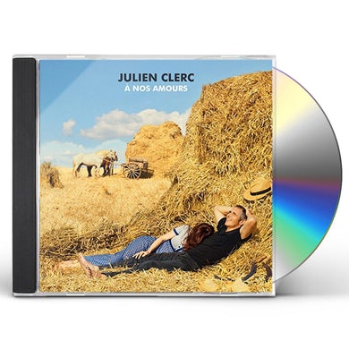 Julien Clerc A NOS AMOURS CD