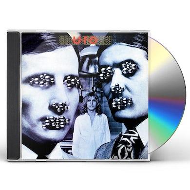 Ufo OBSESSION CD