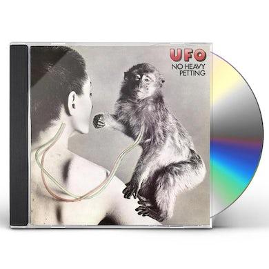 Ufo NO HEAVY PETTING CD