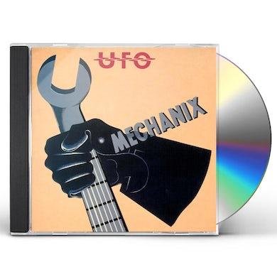 Ufo MECHANIX CD