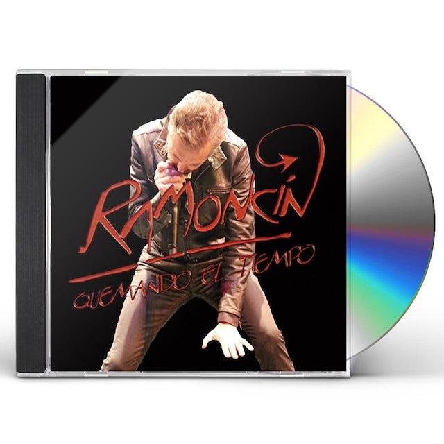 RAMONCIN QUEMANDO EL TIEMPO 1978-2017 CD