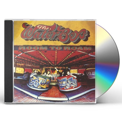 The Waterboys ROOM TO ROAM CD
