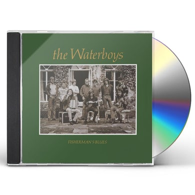 The Waterboys FISHERMAN'S BLUES CD