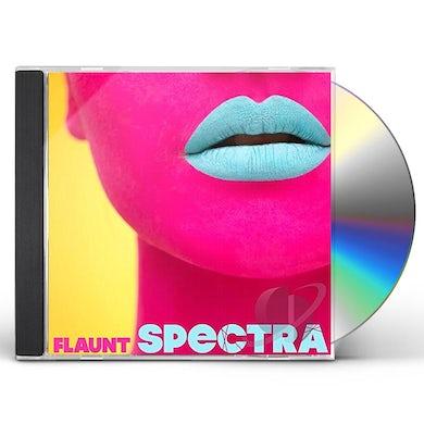 Flaunt SPECTRA CD