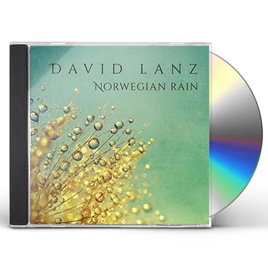 David Lanz NORWEGIAN RAIN CD
