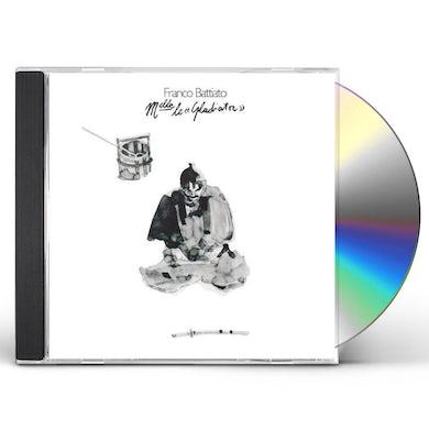 Franco Battiato M.LLE LE GLADIATOR CD