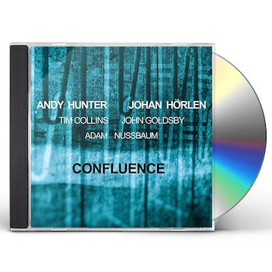 Andy Hunter CONFLUENCE CD