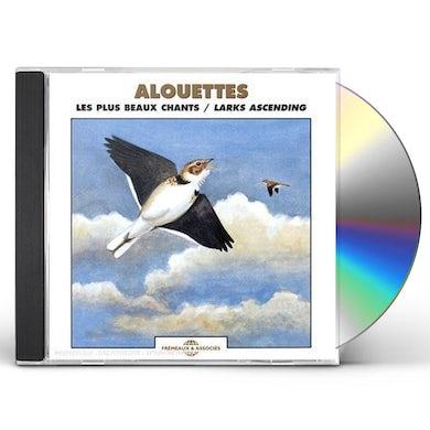 Sounds of Nature LARKS ASCENDING CD