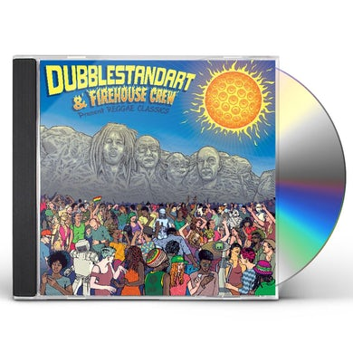 & FIREHOUSE CREW PRESENT REGGAE CLASSICS CD