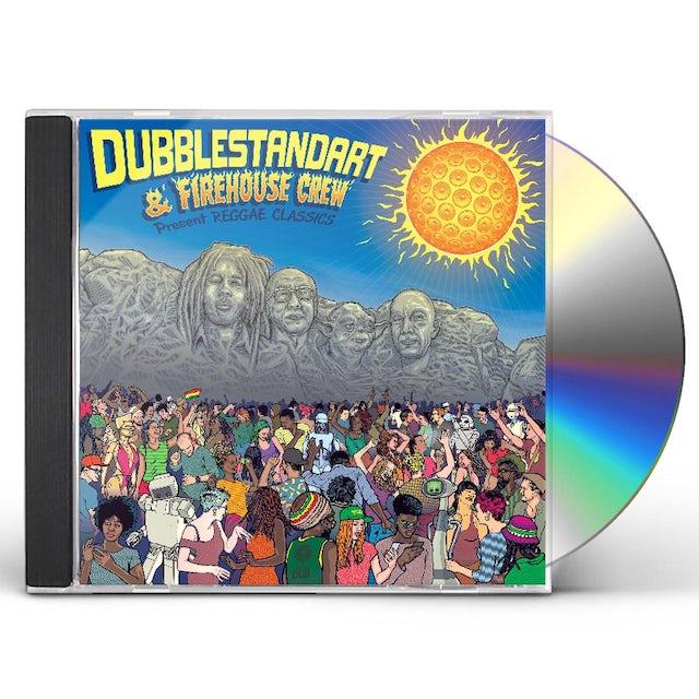 Dubblestandart & FIREHOUSE CREW PRESENT REGGAE CLASSICS CD