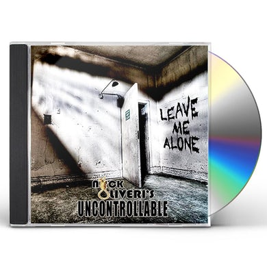 Nick Oliveri UNCONTROLLABLE / LEAVE ME ALONE CD