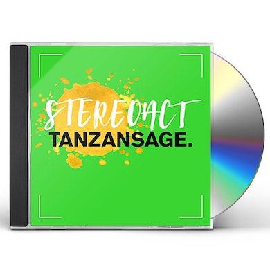 Stereoact TANZANSAGE CD