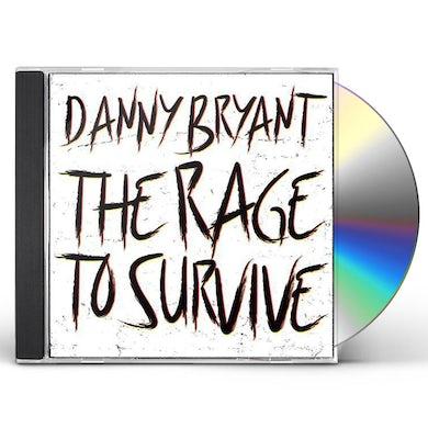 Danny Bryant RAGE TO SURVIVE CD
