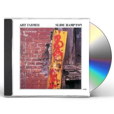 Art Farmer IN CONCERT CD