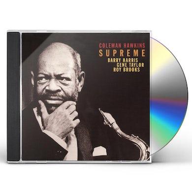 Coleman Hawkins SUPREME CD
