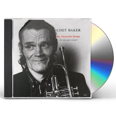 Chet Baker MY FAVOURITE SONGS-THE LAST CD