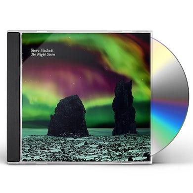 Steve Hackett NIGHT SIREN: LIMITED CD