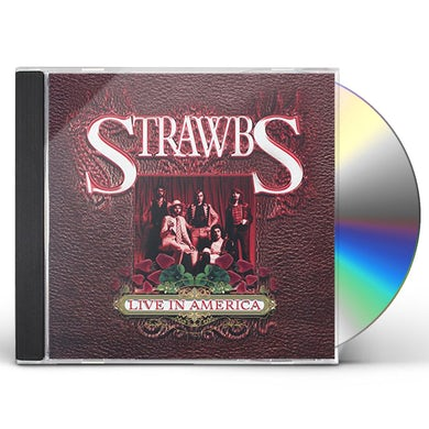 Strawbs LIVE IN AMERICA: LIMITED CD