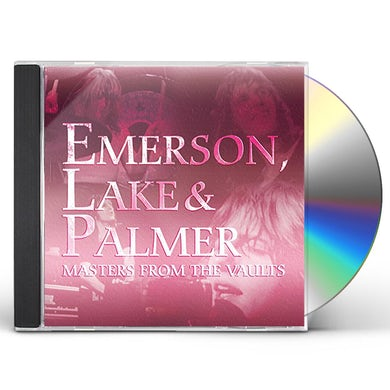 Emerson, Lake & Palmer MASTERS FROM THE VAULTS: LIMITED CD