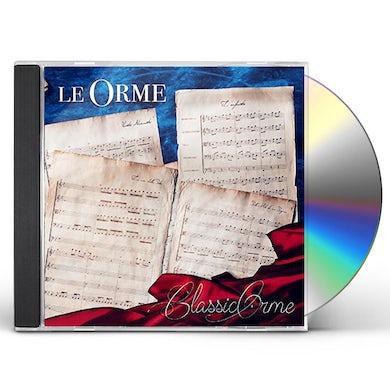 Le Orme CLASSICORME CD