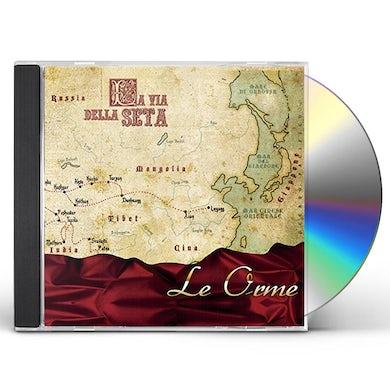 Le Orme LA VIA DELLA SETA CD